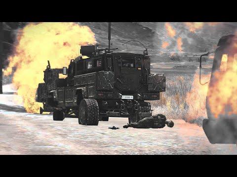 ARMA 3: Spanish invasion of Portugal | The Peninsular War |