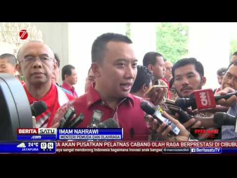 Jokowi Minta Menpora Fokus pada Cabor Penyumbang Medali Mp3