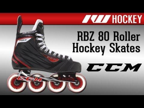 CCM RBZ 80 Roller Hockey Skates Review