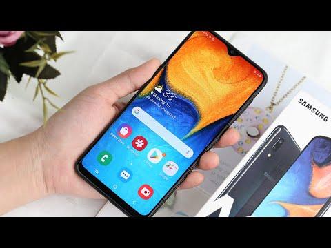 15 tính năng cực hay trên Samsung Galaxy A20