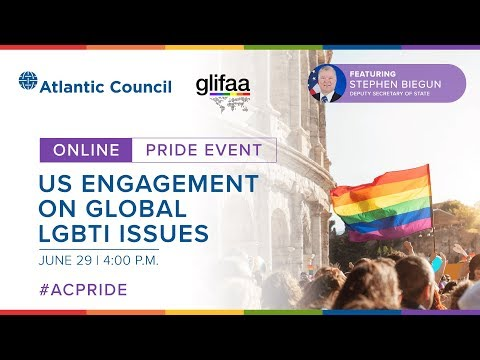US Engagement On Global LGBTI Issues