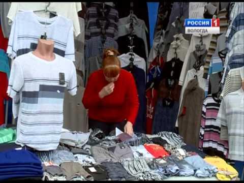 Судебные приставы искали должников на городском рынке в Вологде