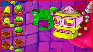 НОВЫЙ БОСС в Игре Растение против зомби new version Plants Vs Zombies 4