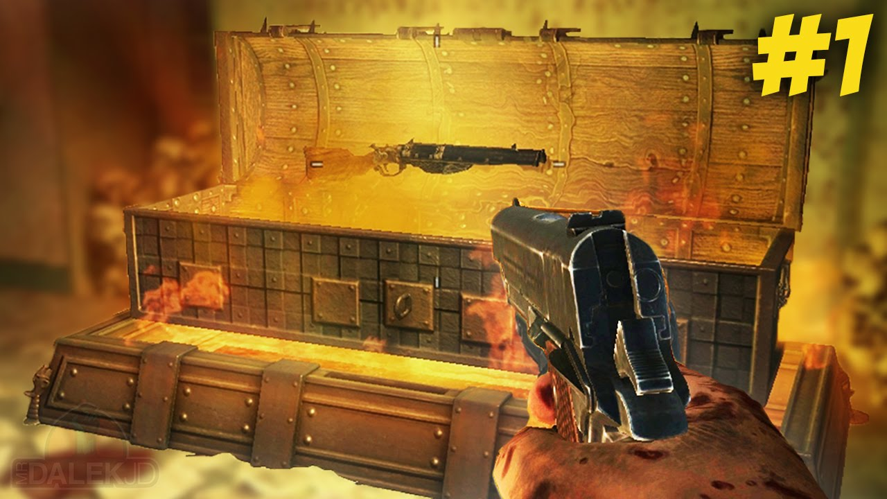 SCARIEST ZOMBIES MAP IN BLACK OPS 2  MOB OF THE DEAD LIVE w