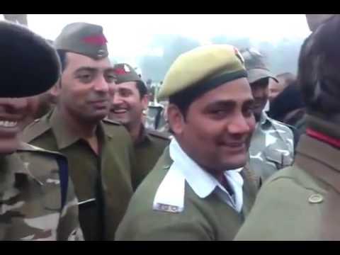 Mst ragni by police inspector.....