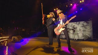 ZZ Top Live Stagecoach California