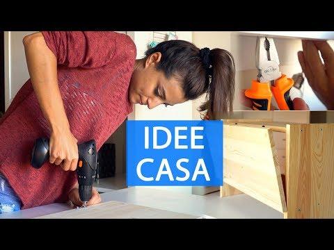 3 IDEE CASA SOTTO I 10€ - HACKS FAI DA TE IKEA E PRIMARK   MINI HAUL
