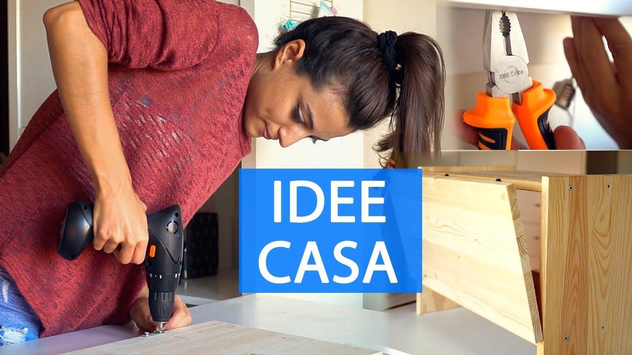 Idee Mobili Fai Da Te 3 idee casa sotto i 10€ - hacks fai da te ikea e primark + mini haul