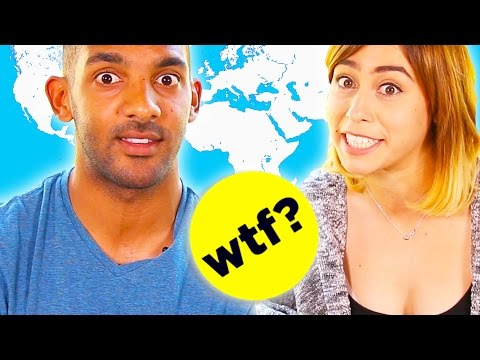 Thumbnail: What Couples Around The World Fight About