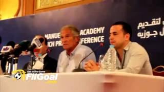 مؤتمر مانويل جوزيه في القاهرة بحضور وائل جمعة وهادي خشبة