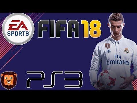PROBANDO FIFA 18 PARA PS3 OLD GEN | LEÓN FIFARÓN