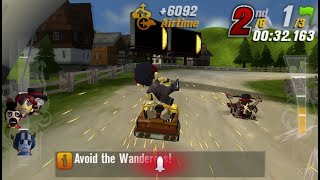 ModNation Racers PSP Gameplay HD (PPSSPP)