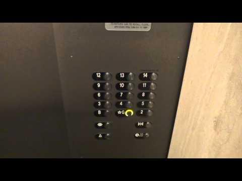 Otis Traction Elevator @ BB&T Building Charleston WV
