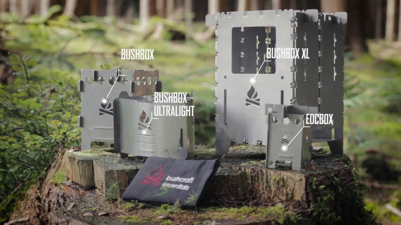 Bushbox XL — Bushcraft Essentials