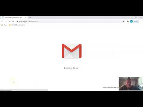 How to log into Gmail and Google Classroom at West Village Academy!