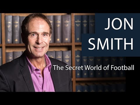 Jon Smith | The Secret World of Football | Oxford Union
