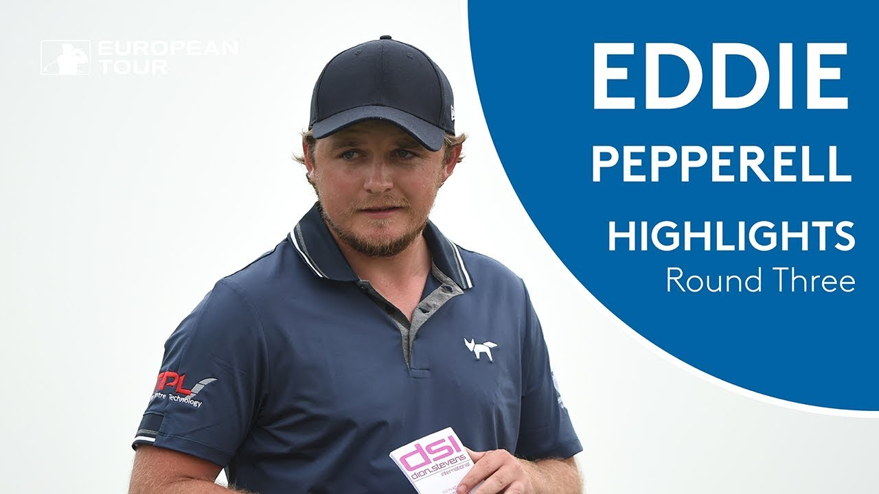 Eddie Pepperell played the British Open with a Sunday hangover. He might win.