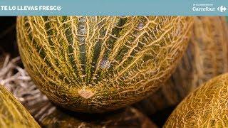 EL COMIDISTA | ¿Cómo reconocer un buen melón?
