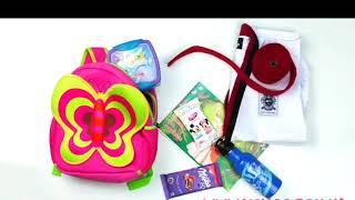 Видео обзор детских рюкзаков Nohoo