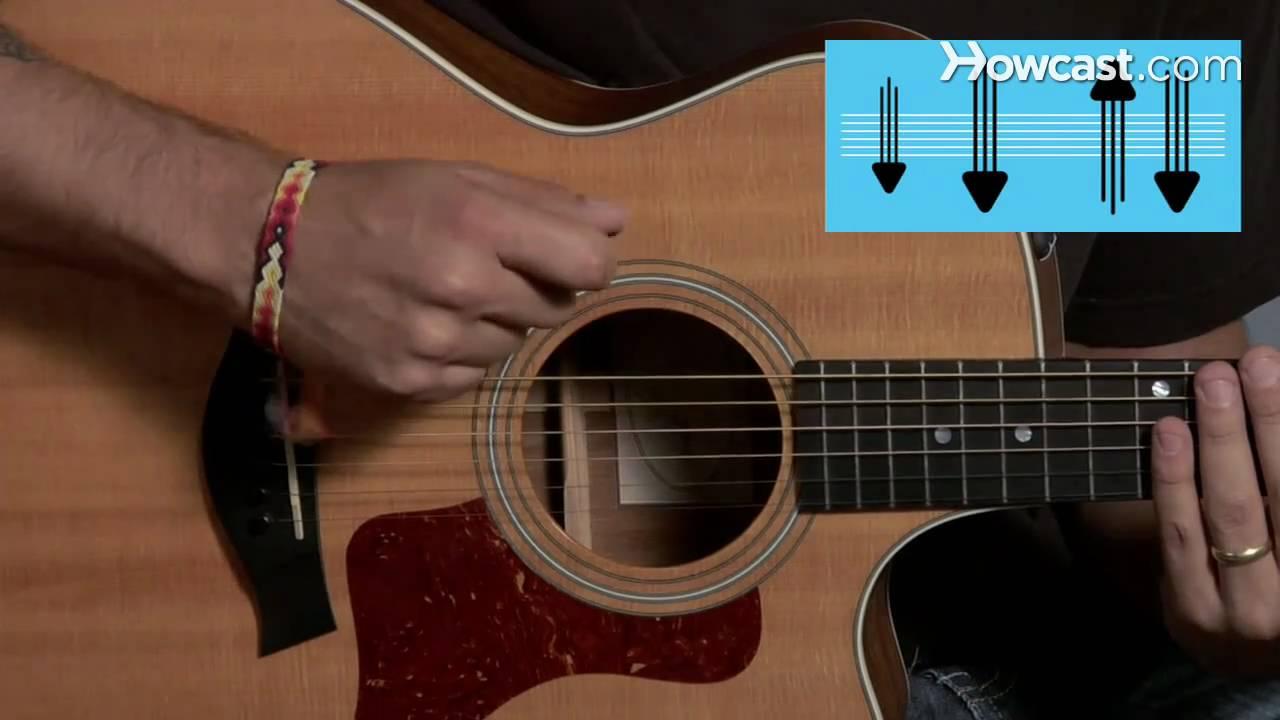 Image result for guitar strumming