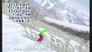 Steep Slope Sliders [Sega Saturn]
