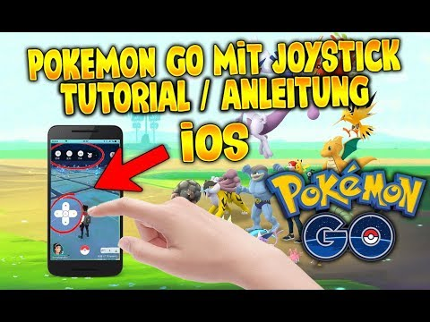 Pokémon GO Spoof Tutorial | GPS Joystick & mehr! [iOS] [DEUTSCH/GERMAN] thumbnail