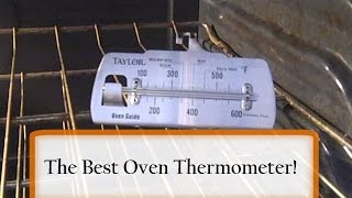 The Best Oven Thermometer