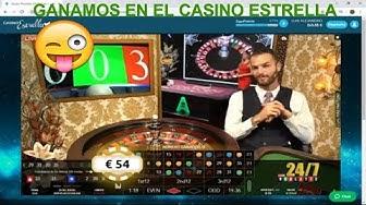 ONLINE CASINO ESTRELLA  jugando a la Ruleta Europea 💰