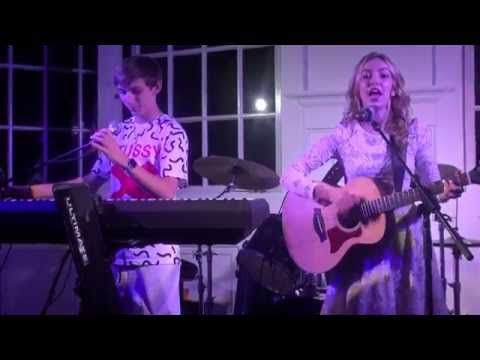 Harrison Houde and Sydney Scotia Cover Echosmith's 'Bright'