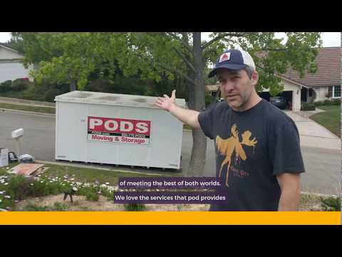 Pod packers and movers thousand oaks