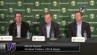 UP's Merlo Field to be Home for Portland Timbers' T2 USL Pro Team
