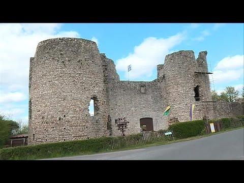 La vie des chevaliers au Château de Lastours (Haute-Vienne)