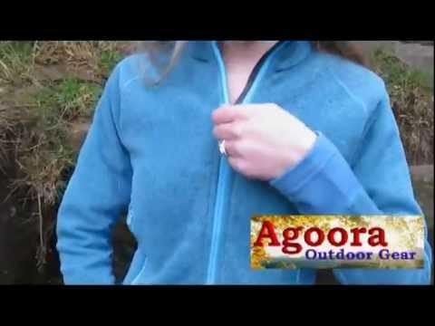 Montane Women's Liberty Warm Polartec Fleece Jacket - Agoora.co.uk