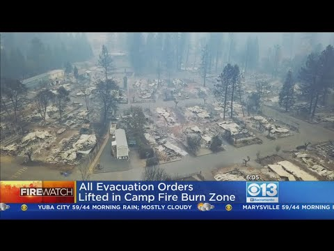 FEMA Opening More Mobile Disaster Recovery Centers For Camp Fire Victims