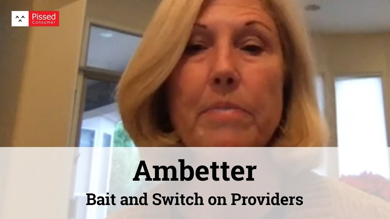 359 Ambetter Reviews And Complaints Pissed Consumer