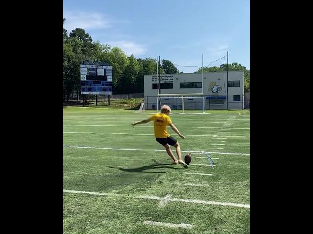 Jackson Moore | National Kicking Rankings | July 2021