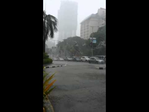 Heavy Rain in Cebu City 27/7, 2015.