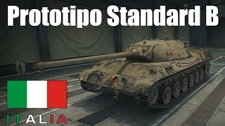Mój nowy czołg - Prototipo Standard B