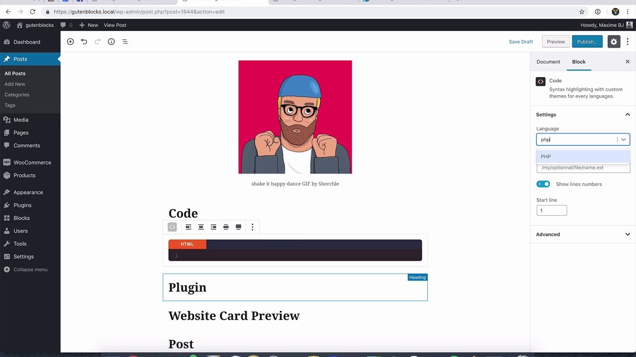 Advanced Gutenberg Blocks – WordPress plugin | WordPress org
