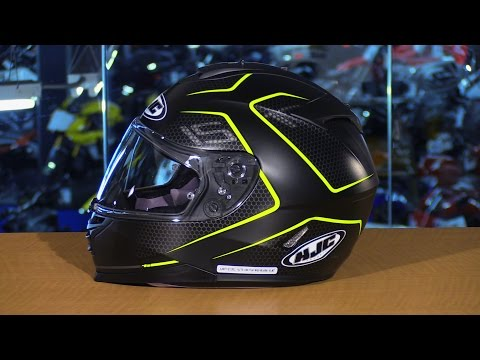 HJC IS-17 Lank Full Face Motorcycle Helmet Review