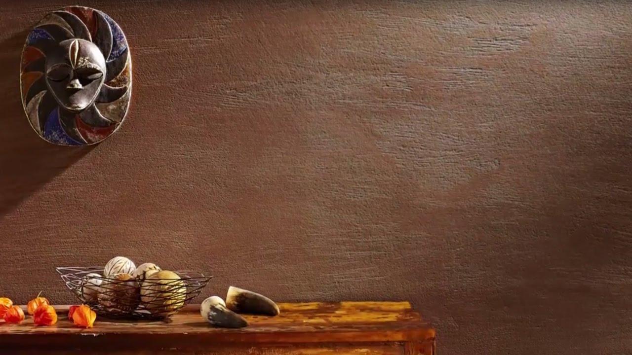 brillux creativ sentimento 78 rustikalstruktur youtube. Black Bedroom Furniture Sets. Home Design Ideas
