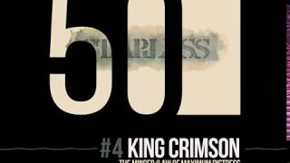King Crimson The Mincer Law Of Maximum Distress 50th Anniversary Starless Boxed Set 2014