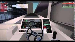 Roblox motor bus:route 373A Robloton Central to Silver Crest Bay Part 1| Roblox