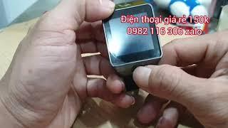 đồng hồ thông minh giá rẻ chỉ 150k