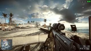 Battlefield 4 Test settings