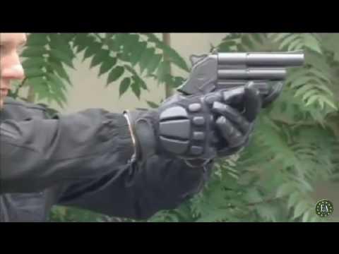 Pistolet SAPL GC54 Double Action