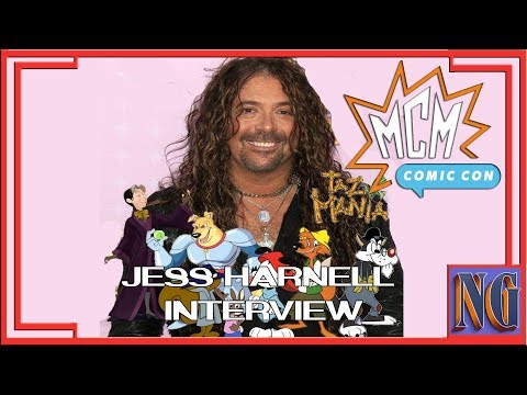 Jess Harnell | Animaniacs | Interview | MCM London Comicon