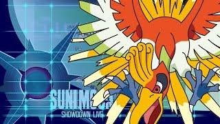 Pokemon Showdown Live Sun and Moon #54 [Uber] - Ho, Ho-Oh