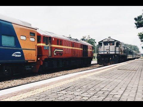 Malayan Railway Vlog Episode 16: Joyride to Kluang