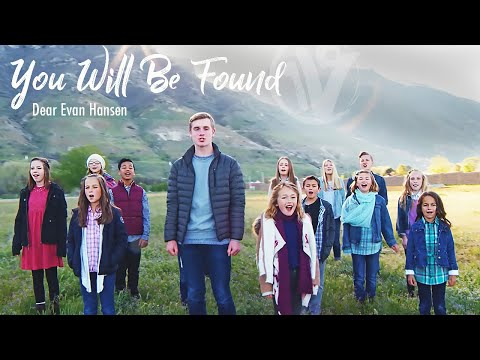 """""""You Will Be Found"""" From The DEAR EVAN HANSEN Broadway Show By One Voice Children's Choir"""